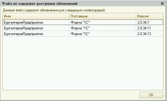 Обновление 1с предприятие 8 2.0.34.7 формы отчетности при переходе на 1с-8